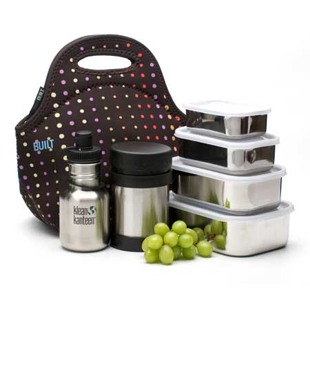 Image of Compact Deluxe Waste Free Lunch Kit