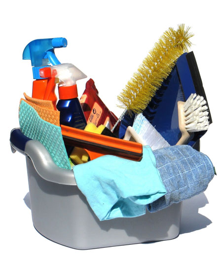 Image of Cleaning