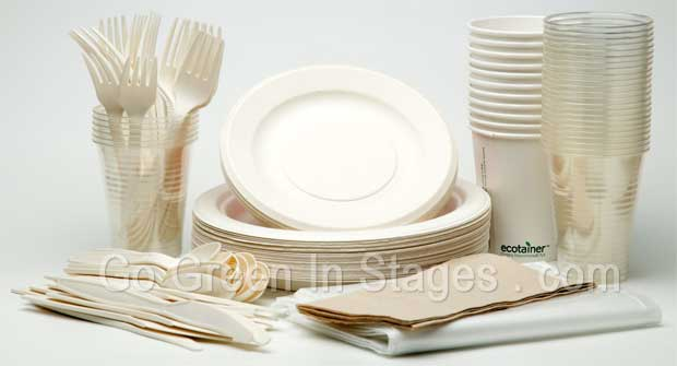 Image of Compostable Tableware Kit 620px